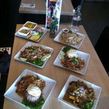 Nok Thai Kitchen Menu