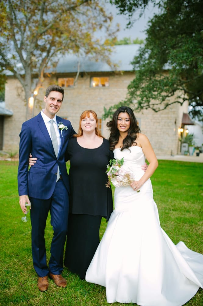 Let's Do It Vows: Sarah Reed, Officiant