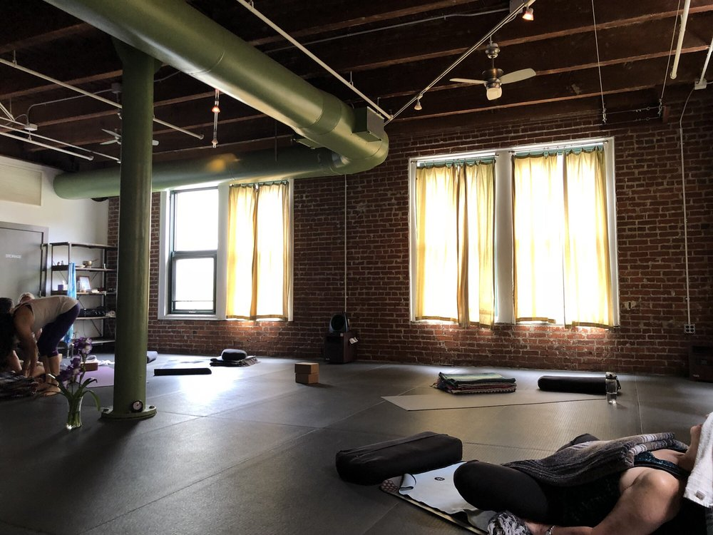 Yoga Landing: 2414 Sydney St, Chattanooga, TN