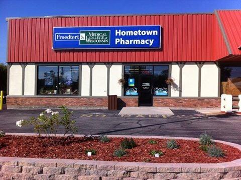Hometown Pharmacy - Kewaskum: 901 Fond Du Lac Ave, Kewaskum, WI