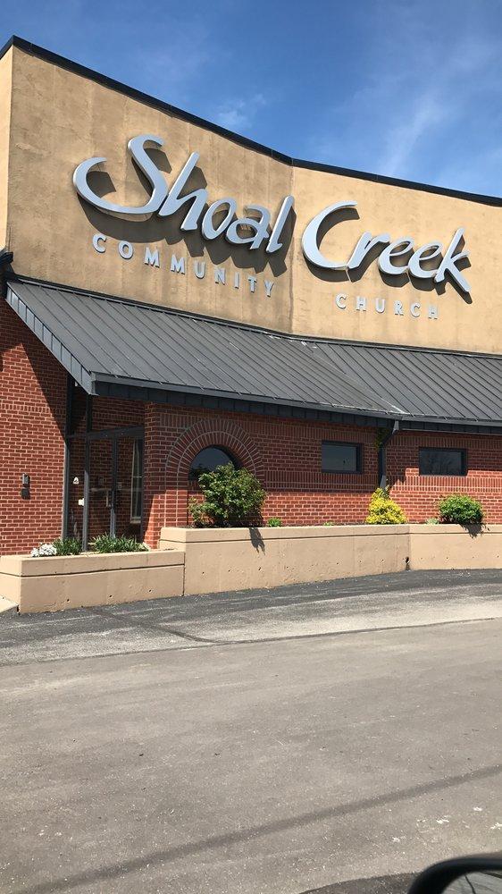 Shoal Creek Community Church: 6816 N Church Rd, Pleasant Valley, MO
