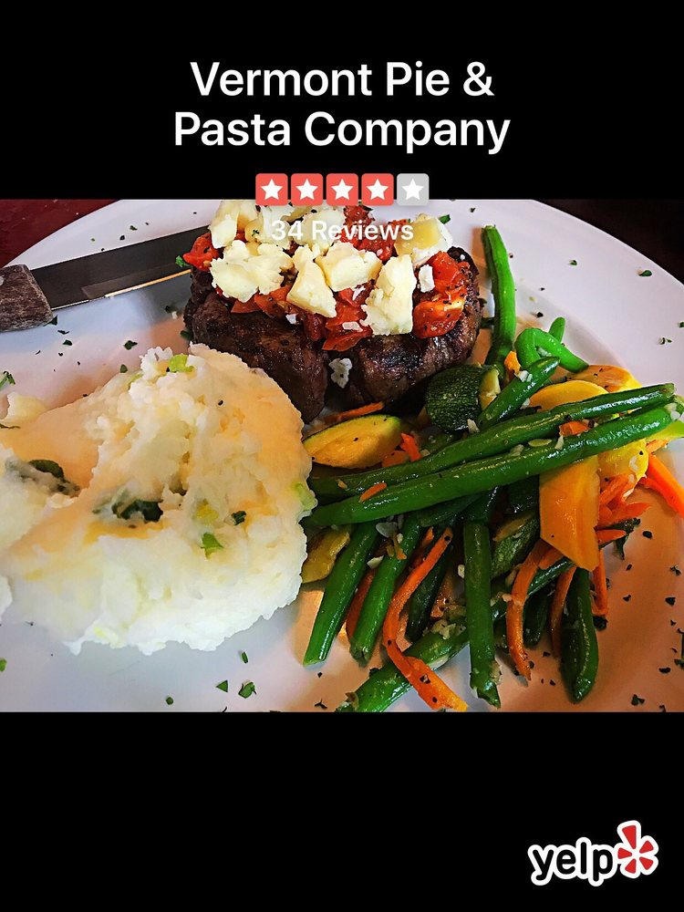 Vermont Pie & Pasta Company: 4278 US Rte 5, Derby, VT