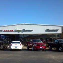 Bruner chrysler dodge jeep ram fiat service center get for Bruner motors stephenville tx