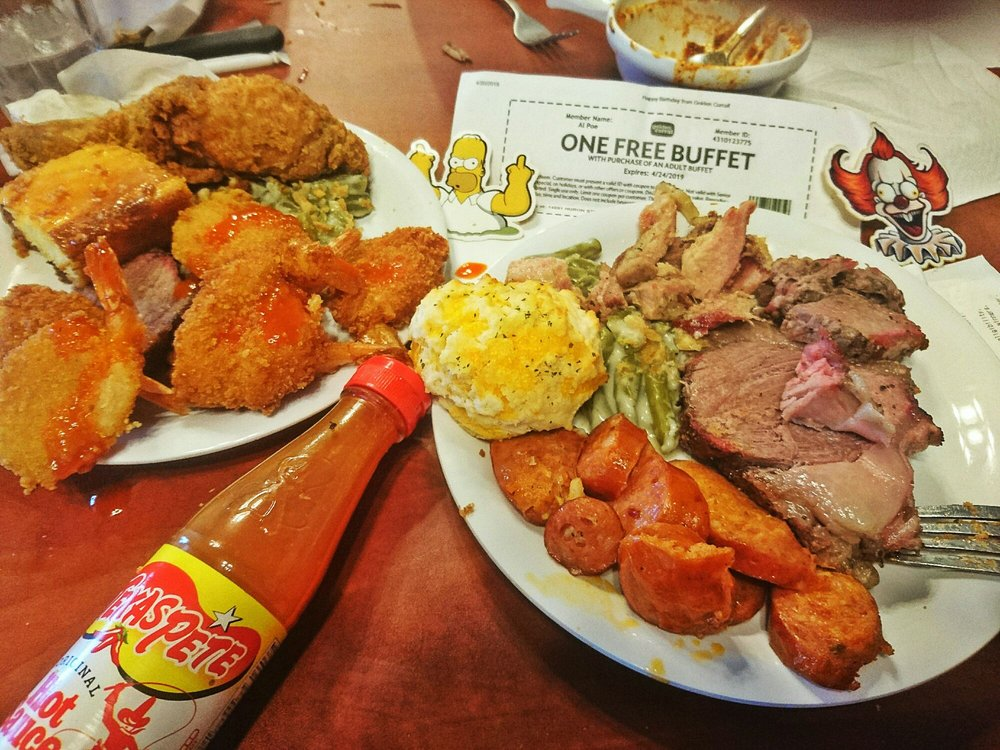 Golden Corral Buffet & Grill: 14691 Huron St, Taylor, MI