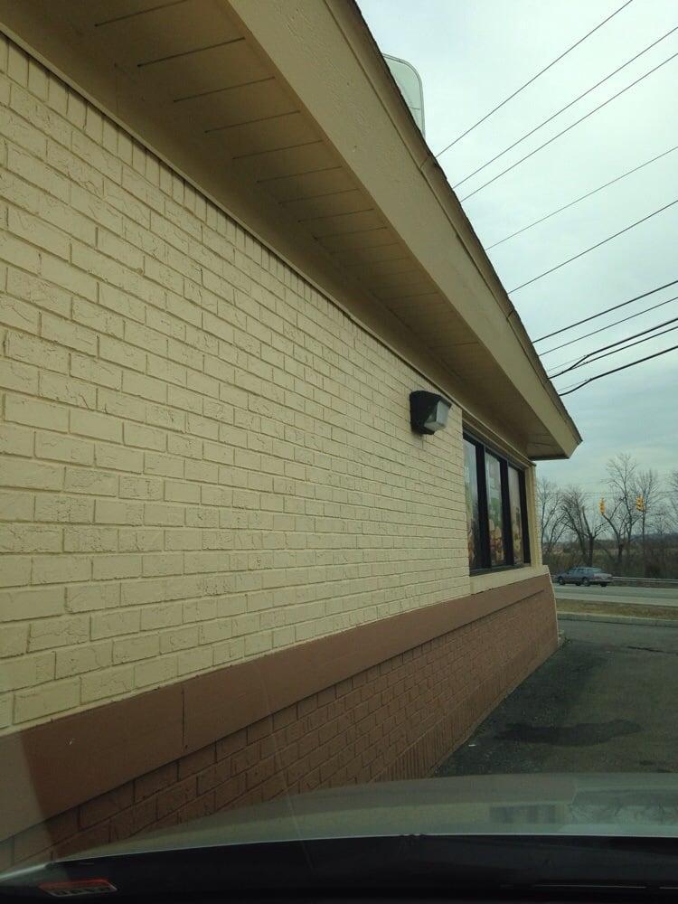 Burger King: 13830 Wilson Creek Rd, Aurora, IN