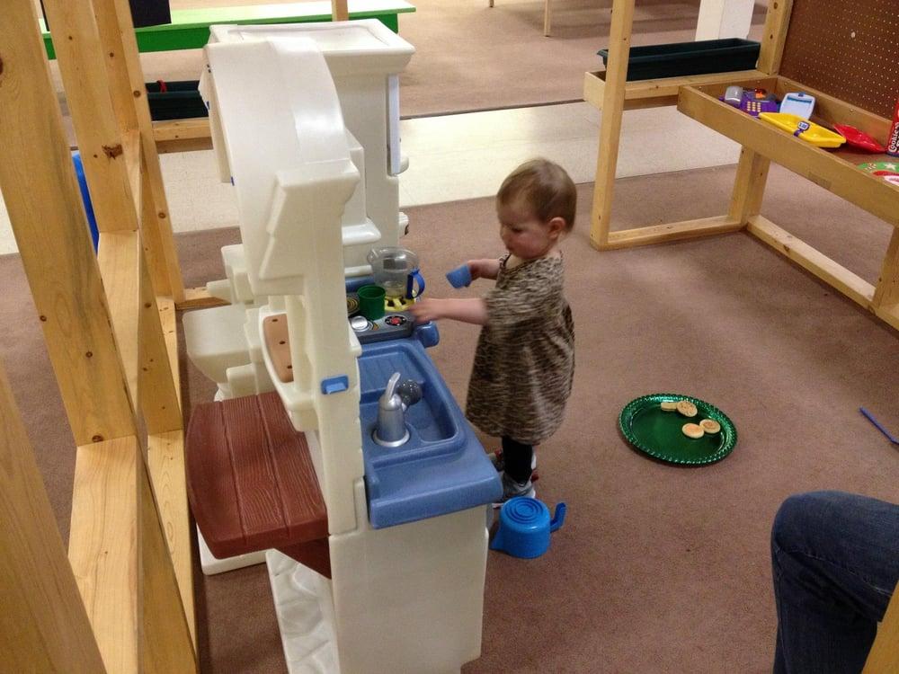 Children's Museum of Central Nebraska: 3001 W 12th St, Hastings, NE