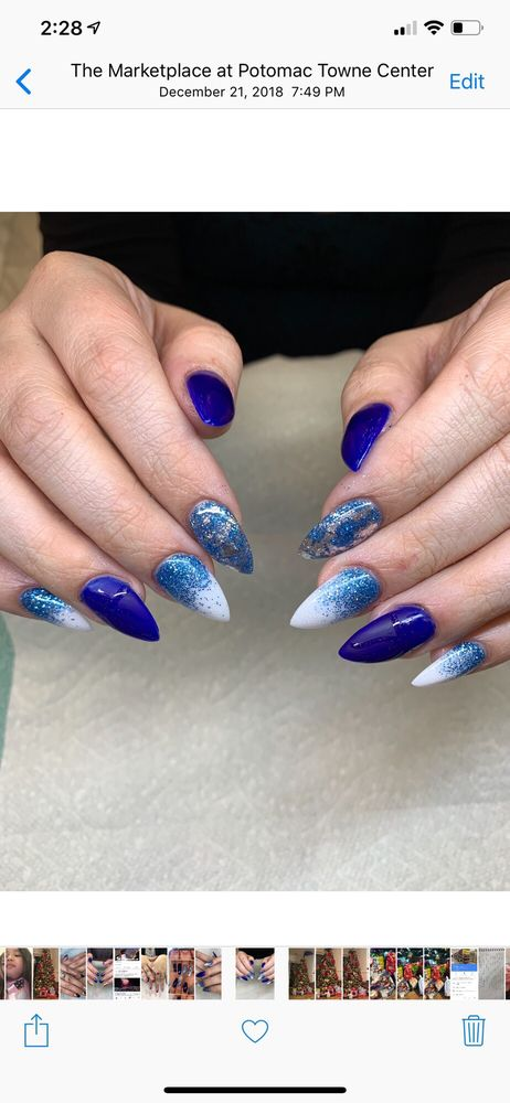 Euro Nails: 80 Retail Commons Pkwy, Martinsburg, WV