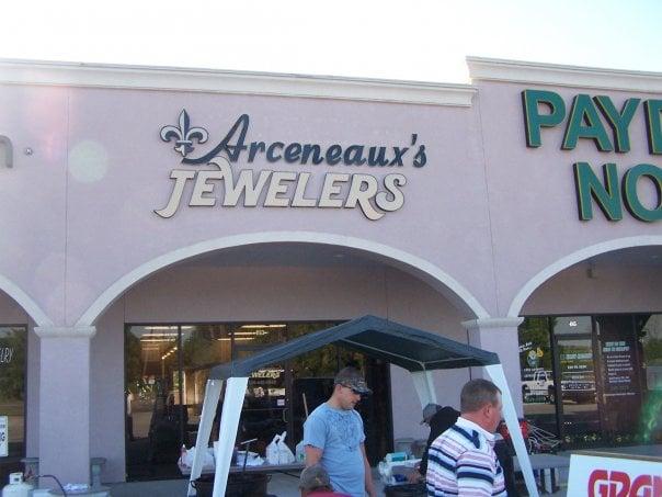 Arceneaux's Jewelers: 4163 Hwy 1 S, Port Allen, LA