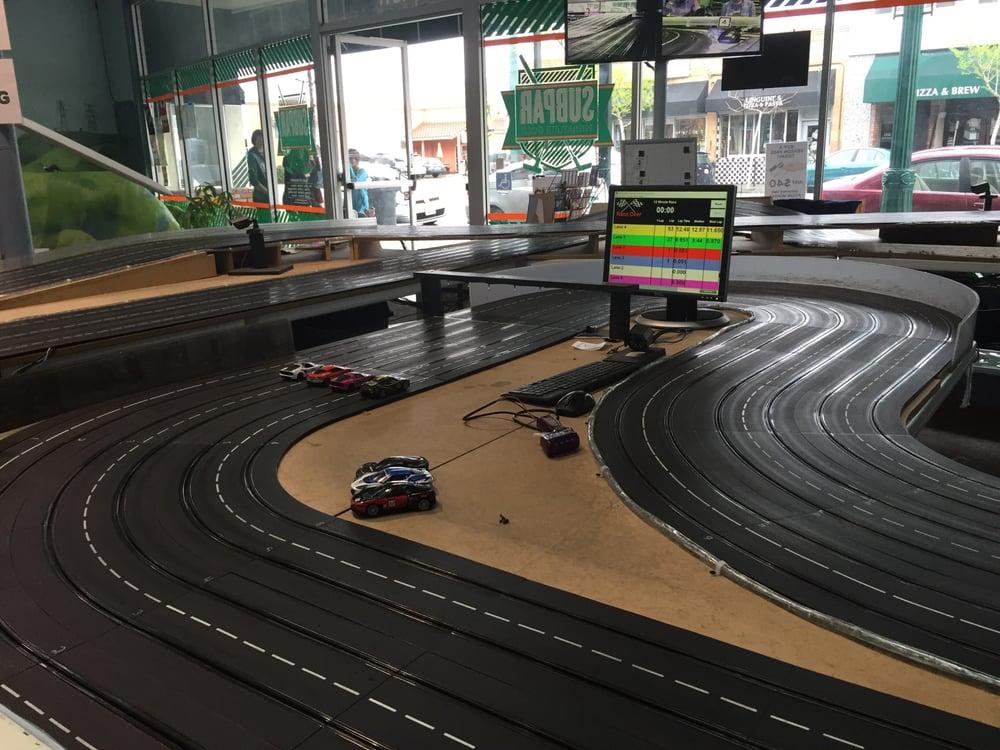 Slot racing near me