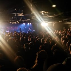 Photo Of The Cathouse Glasgow United Kingdom Anthrax At S 25th Birthday