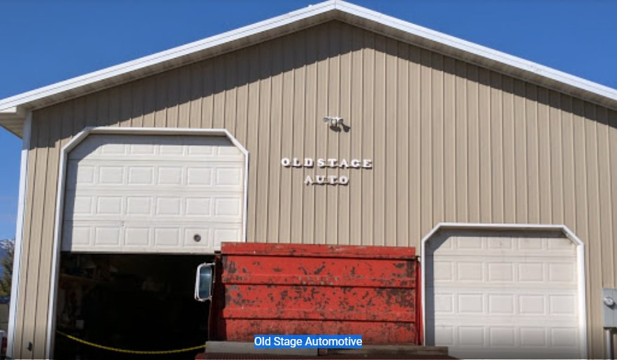 Old Stage Auto: 716 Wyoming Ln, Deer Lodge, MT