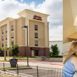 Hampton Inn Suites San Antonio Airport