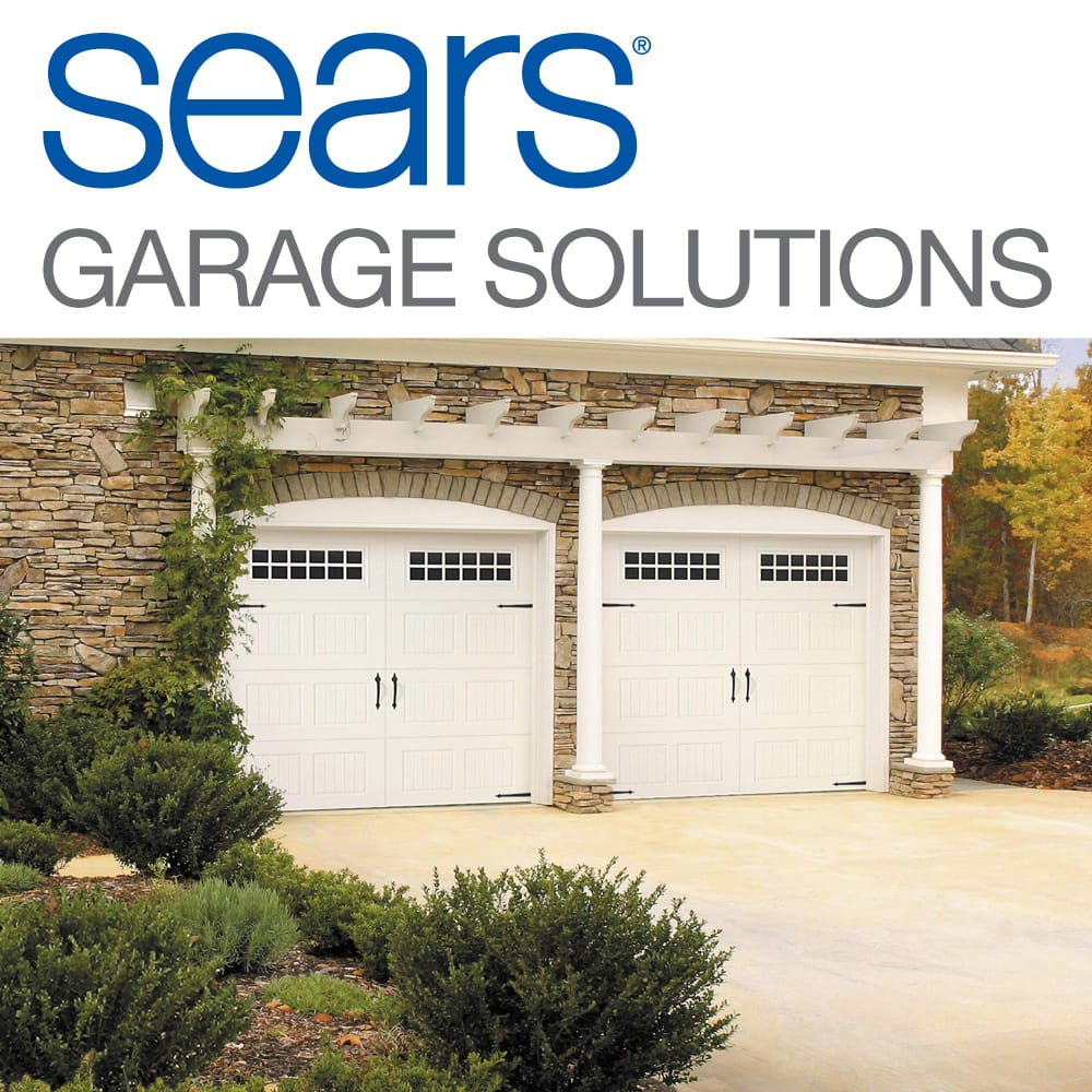 Sears Garage Door Installation And Repair