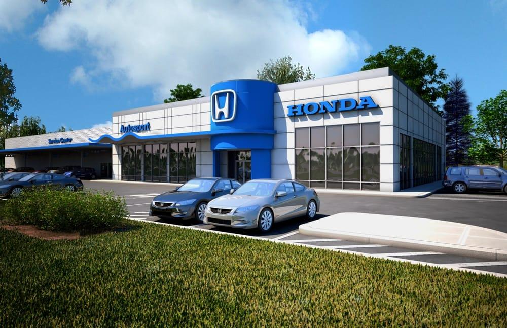 Autosport honda 40 reviews car dealers 1201 rte 22 w for Honda dealers nj