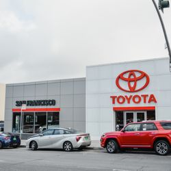 Photo Of San Francisco Toyota Ca United States A Street