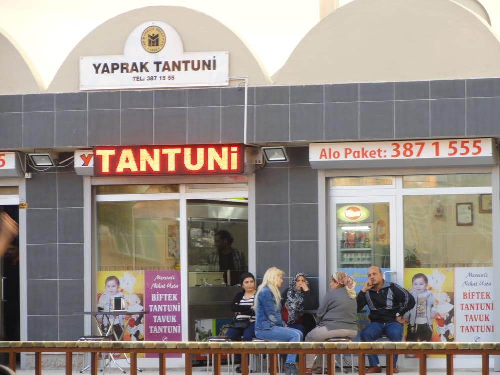 Yaprak Tantuni: Lalegül Semt Hali Bağdat Cad., Ankara, 06