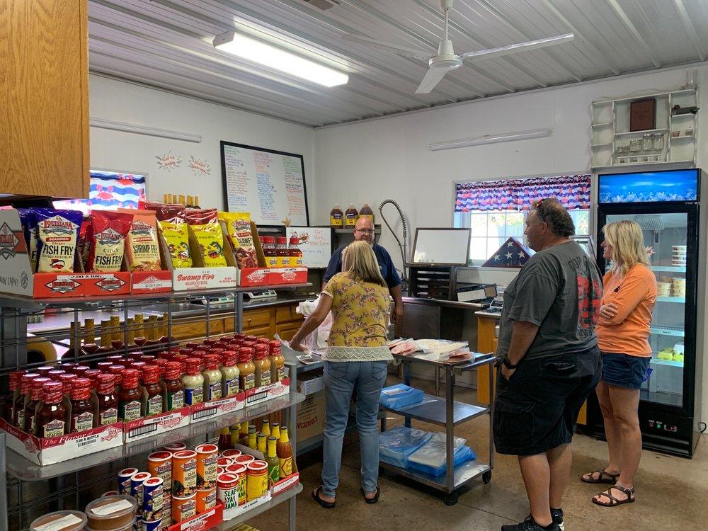 Yochum Farm Wild Caught Seafood: 3751 Old US Hwy 41, Vincennes, IN