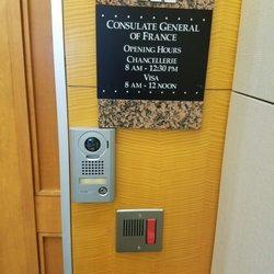 French Consulate General - Embassy - 777 Post Oak Blvd, Galleria