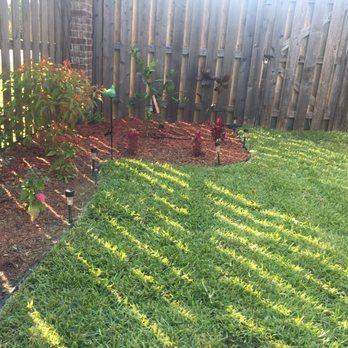 Photo Of Landscape Depot Baton Rouge La United States The Finished Product