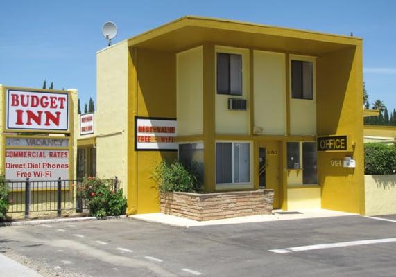 Budget Inn Motel Near Me