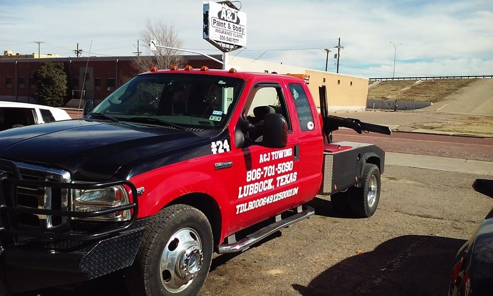 A&J Towing: 2324 Buddy Holly Ave, Lubbock, TX