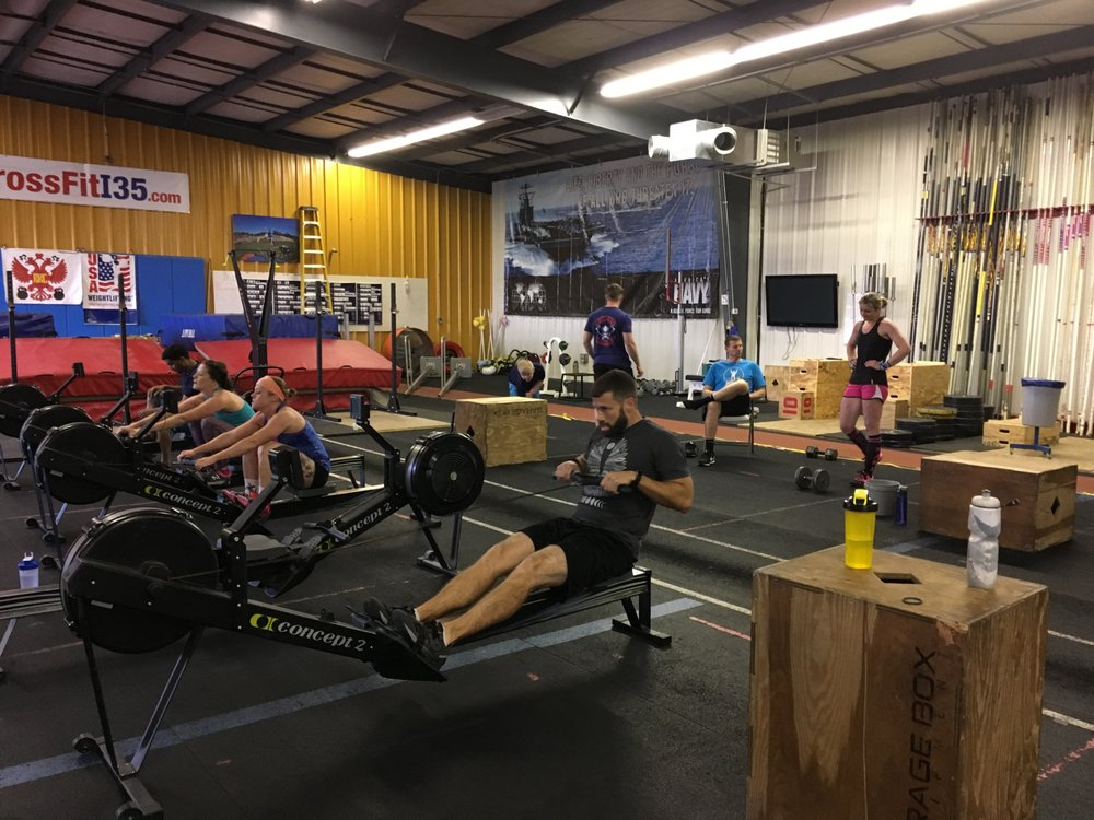CrossFit I35: 4209 Merriam Dr, Overland Park, KS