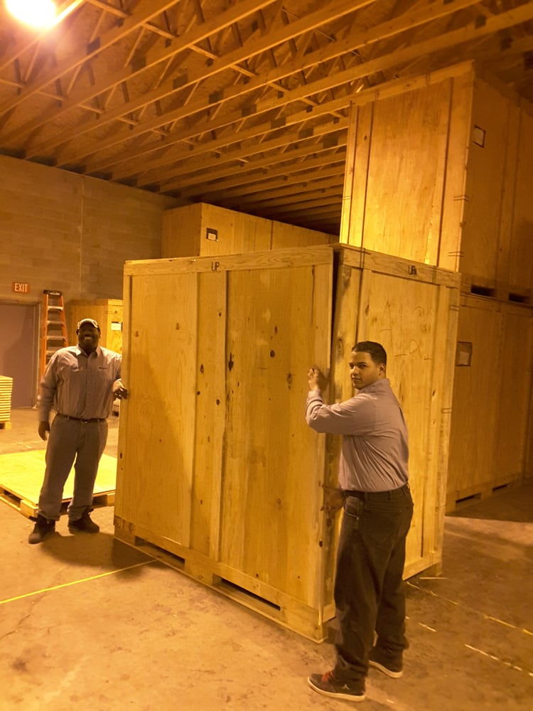 Rapid Moving & Storage: 1599 Route 394, Falconer, NY