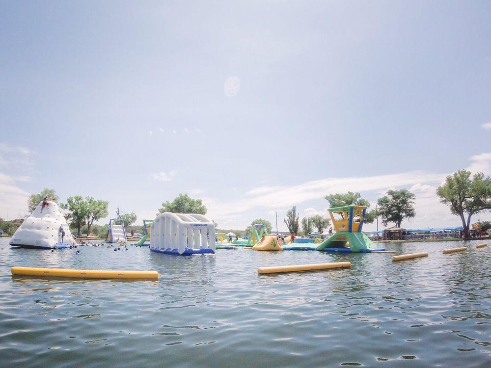 Park Lake: Santa Rosa, NM