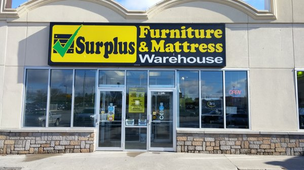 Good Photo Of Surplus Furniture U0026 Mattress   Belleville, ON, Canada. Surplus  Furniture U0026