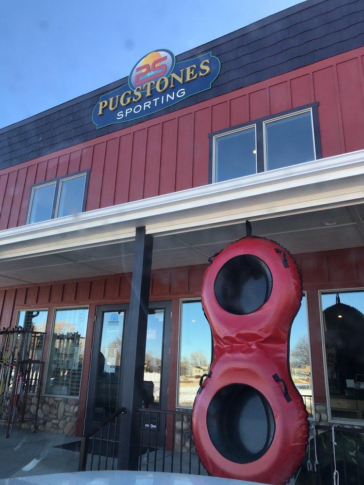Pugstones Sporting: 6 S Bear Lake Blvd, Garden City, UT