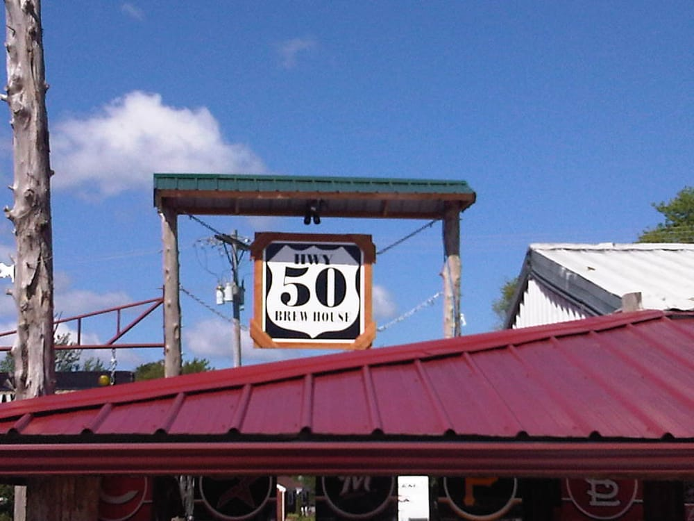 Hwy 50 Brew House: 5530 E Hwy 50, Butlerville, IN