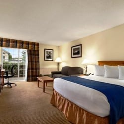 Photo Of Ramada By Wyndham Spokane Airport Wa United States Queen