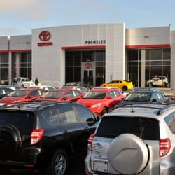 Toyota Dealerships In Nc >> Pecheles Toyota Car Dealers 4020 Hwy 264 W Washington