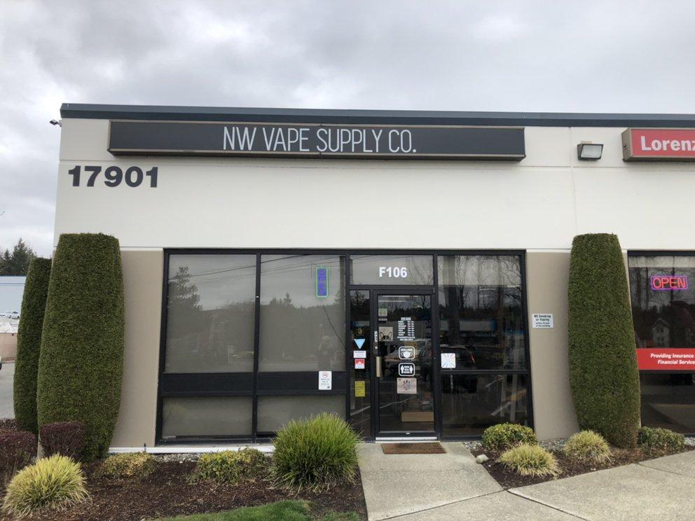 NW Vape Supply: 17901 Bothell Everett Hwy, Bothell, WA