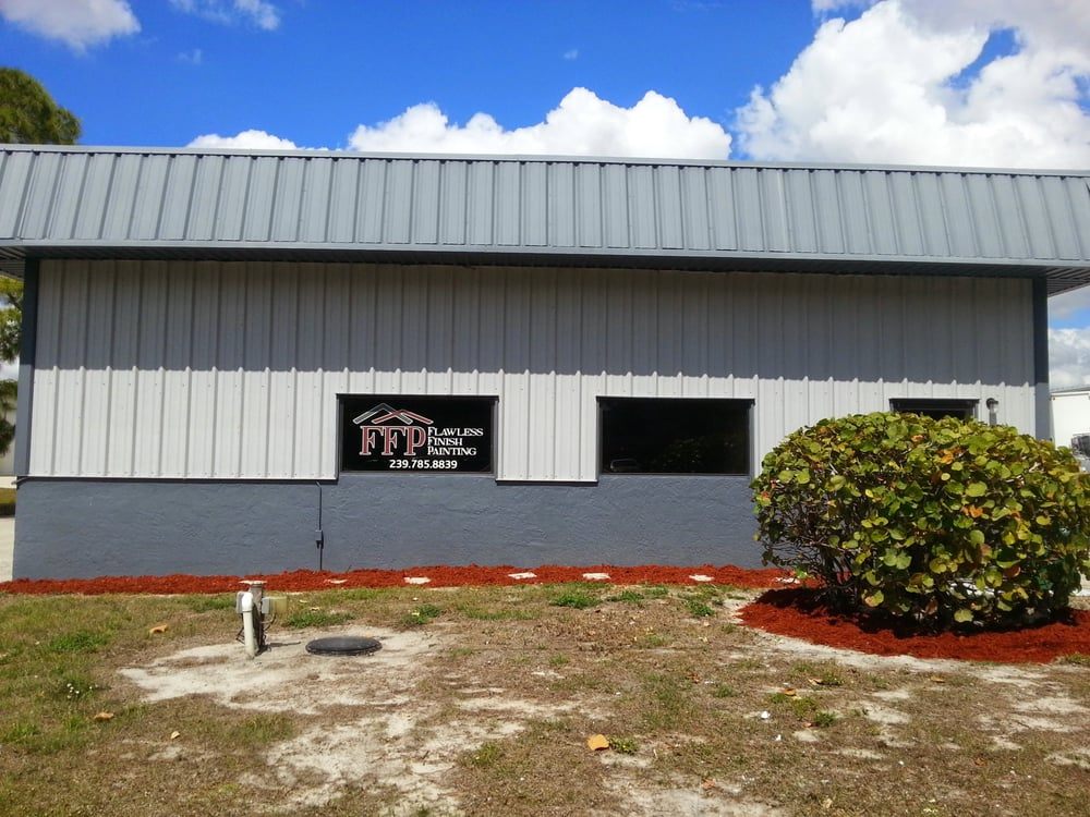 Flawless Finish Painting: 2210 Andrea Ln, Fort Myers, FL