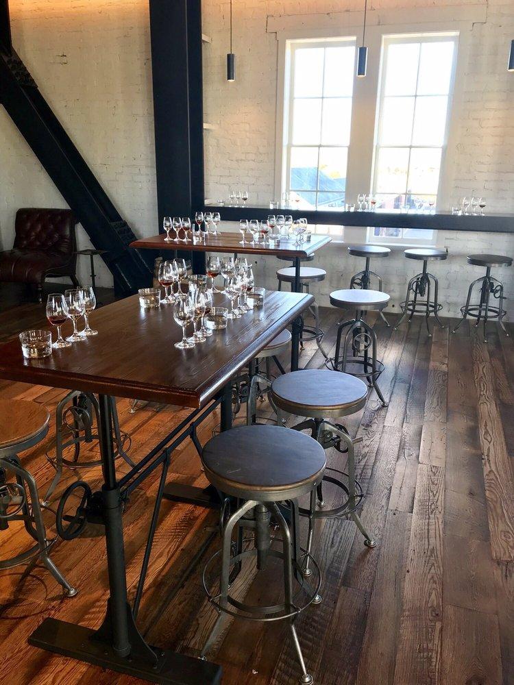 Bently Heritage Estate Distillery: 1601 Water St, Minden, NV
