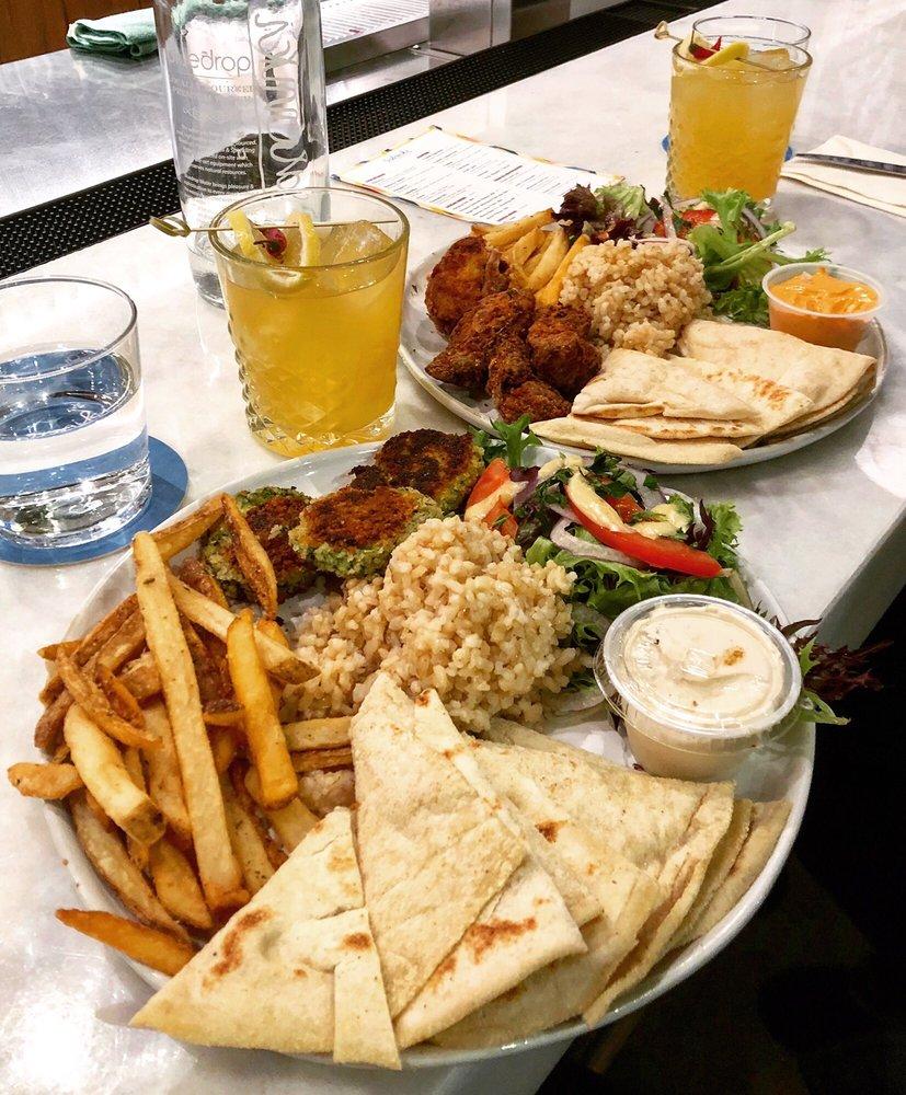 Food from Saloniki Greek