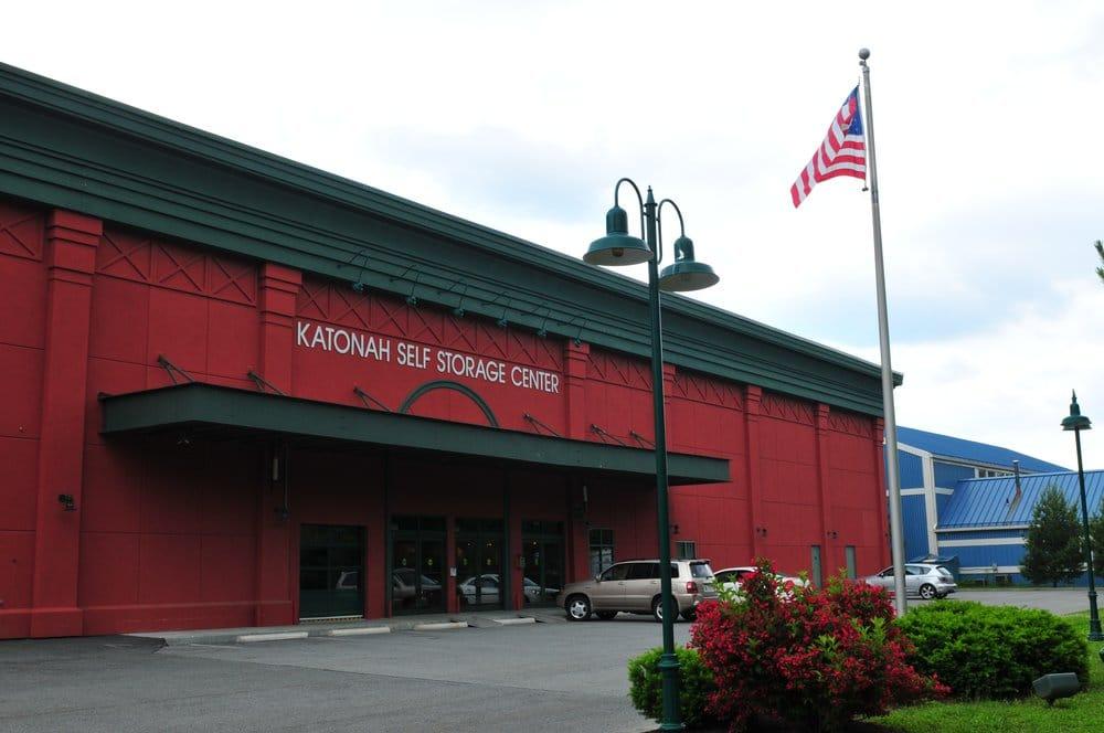 Katonah Self Storage: 341 Railroad Ave, Bedford Hills, NY