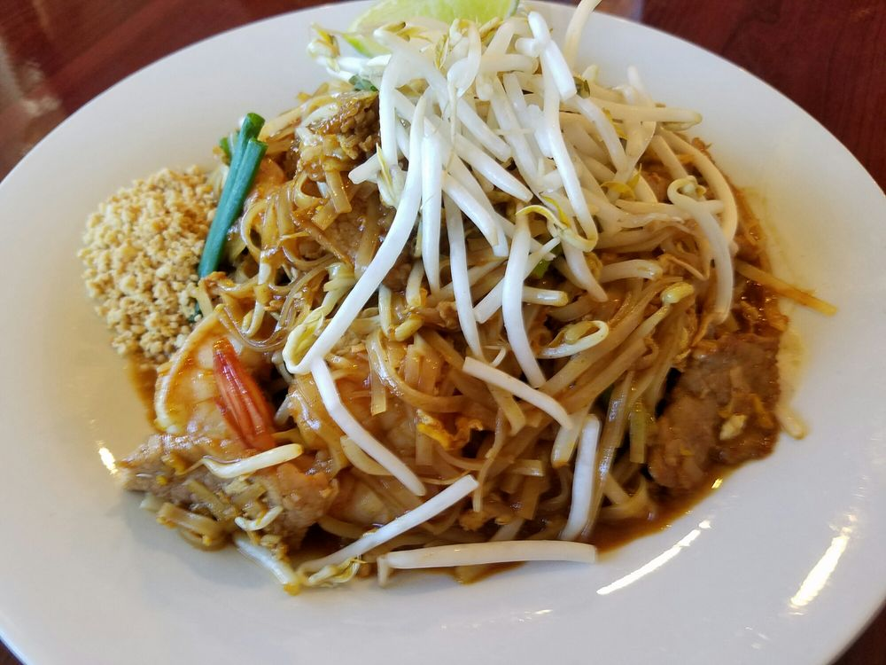 Thai Pan Restaurant: 1223 W McDermott Dr, Allen, TX