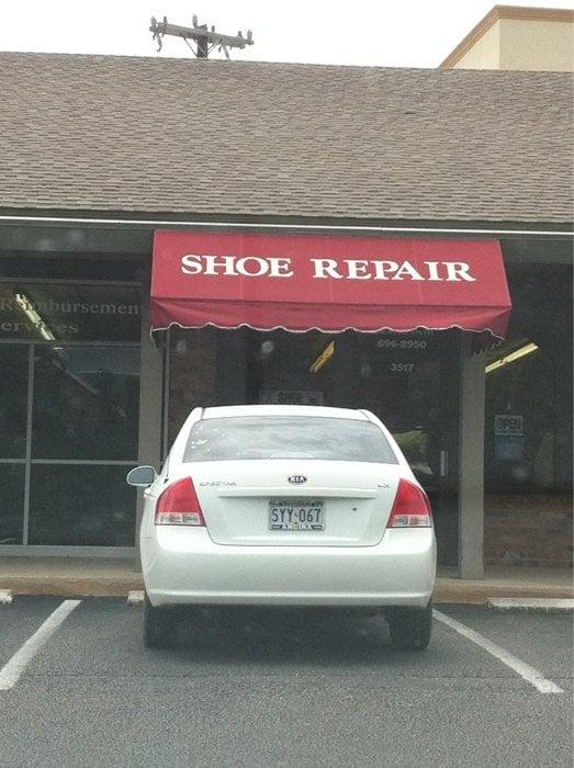 San Antonio Shoe Repair San Antonio Tx