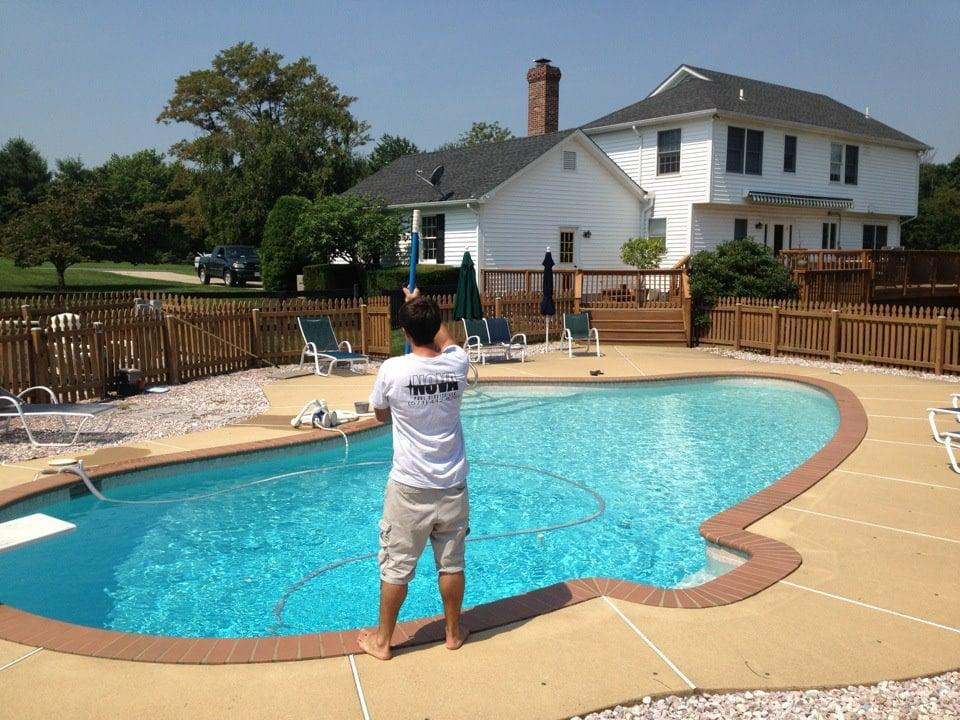 NOVA Pool Service: Hamilton, VA