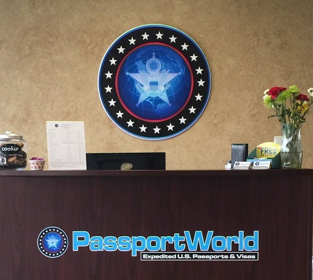 Passport World: 7460 Warren Pkwy, The Woodlands, TX