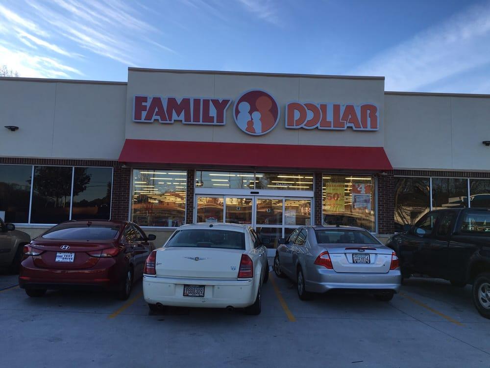 Family Dollar Stores: 2060 Headland Dr, Atlanta, GA
