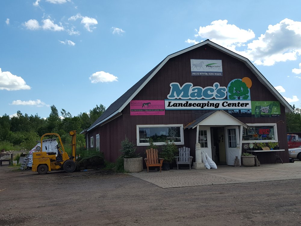 Mac's Landscaping Center: 5468 Miller Trunk Hwy, Hermantown, MN