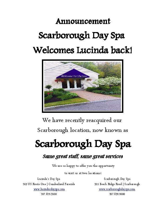 5 Photos For Scarborough Day Spa