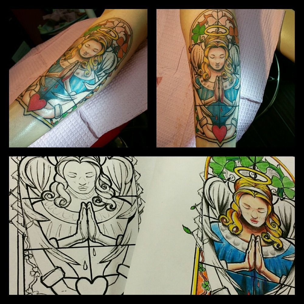 Elite Ink Tattoo Studios: 25543 Van Dyke Ave, Center Line, MI