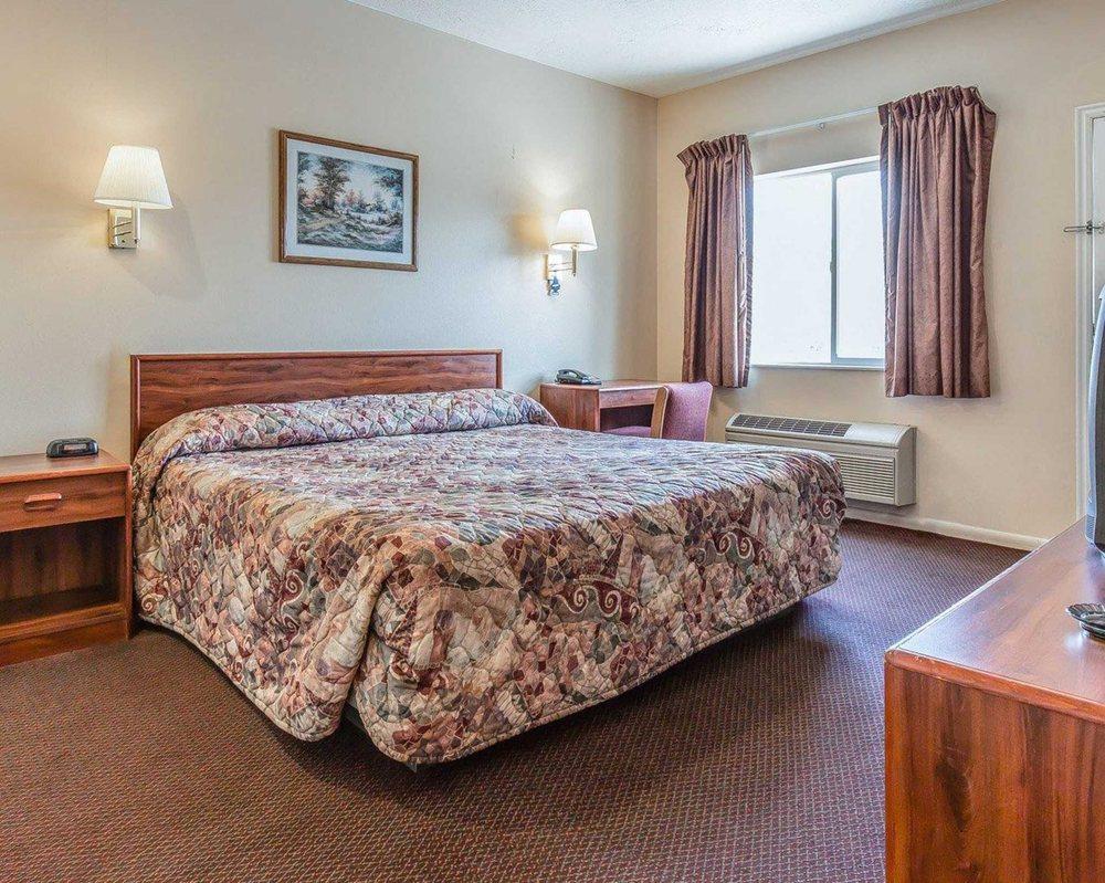Rodeway Inn: 1400 S State St, Salina, UT