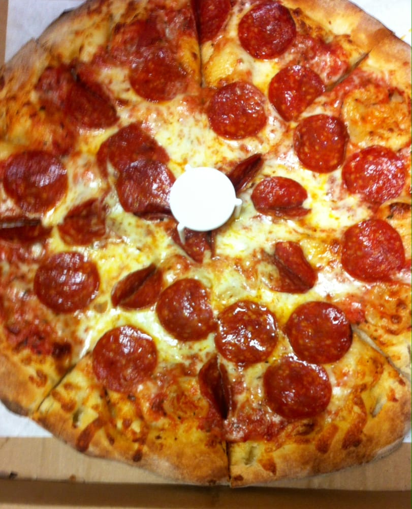 Zanos Pizza Kitchen Menu