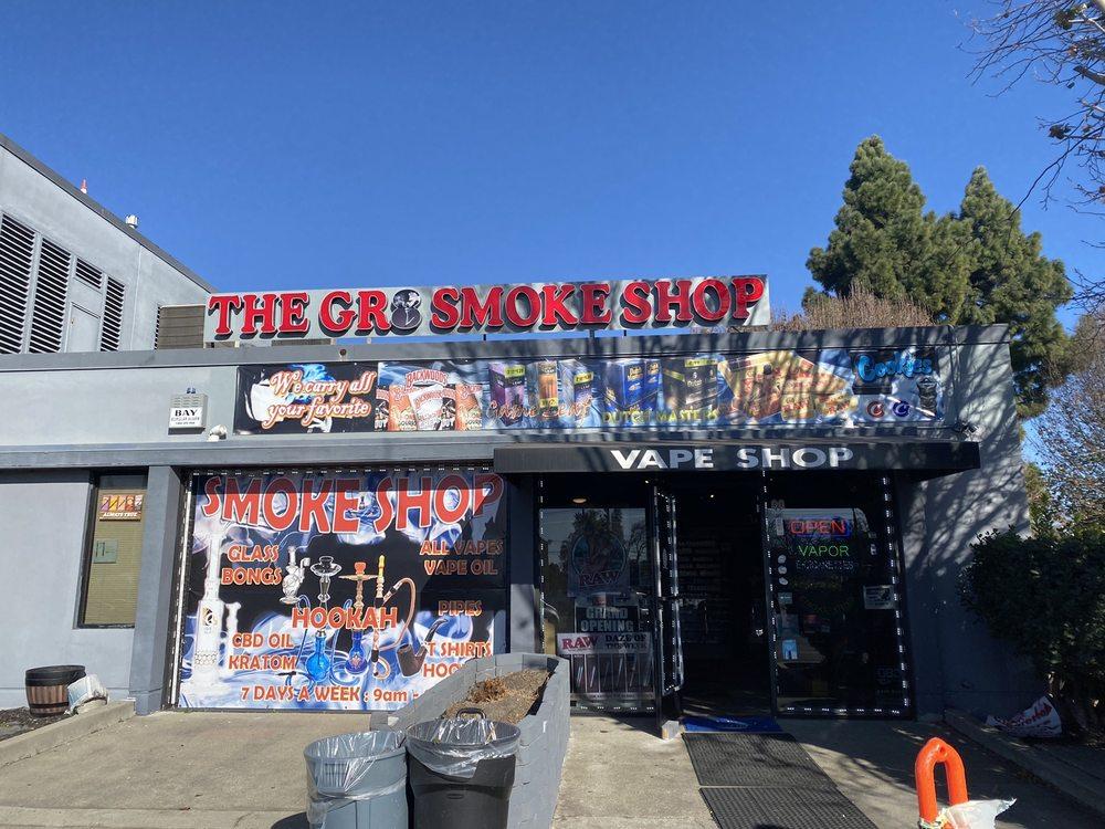 The Gr8 Smoke Shop: 1090 La Playa Dr, Hayward, CA