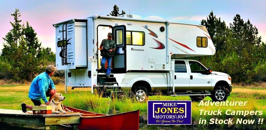 Mike Jones Motors/RV: 1777 State Rt 125, Hamersville, OH